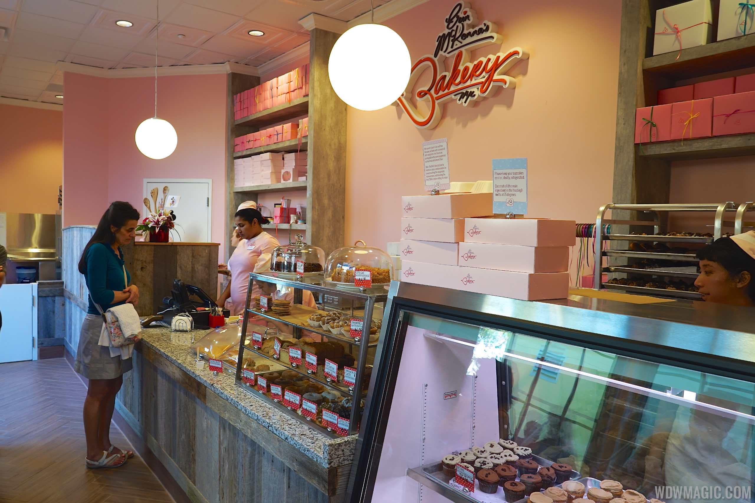 Inside Erin McKenna's Bakery NYC