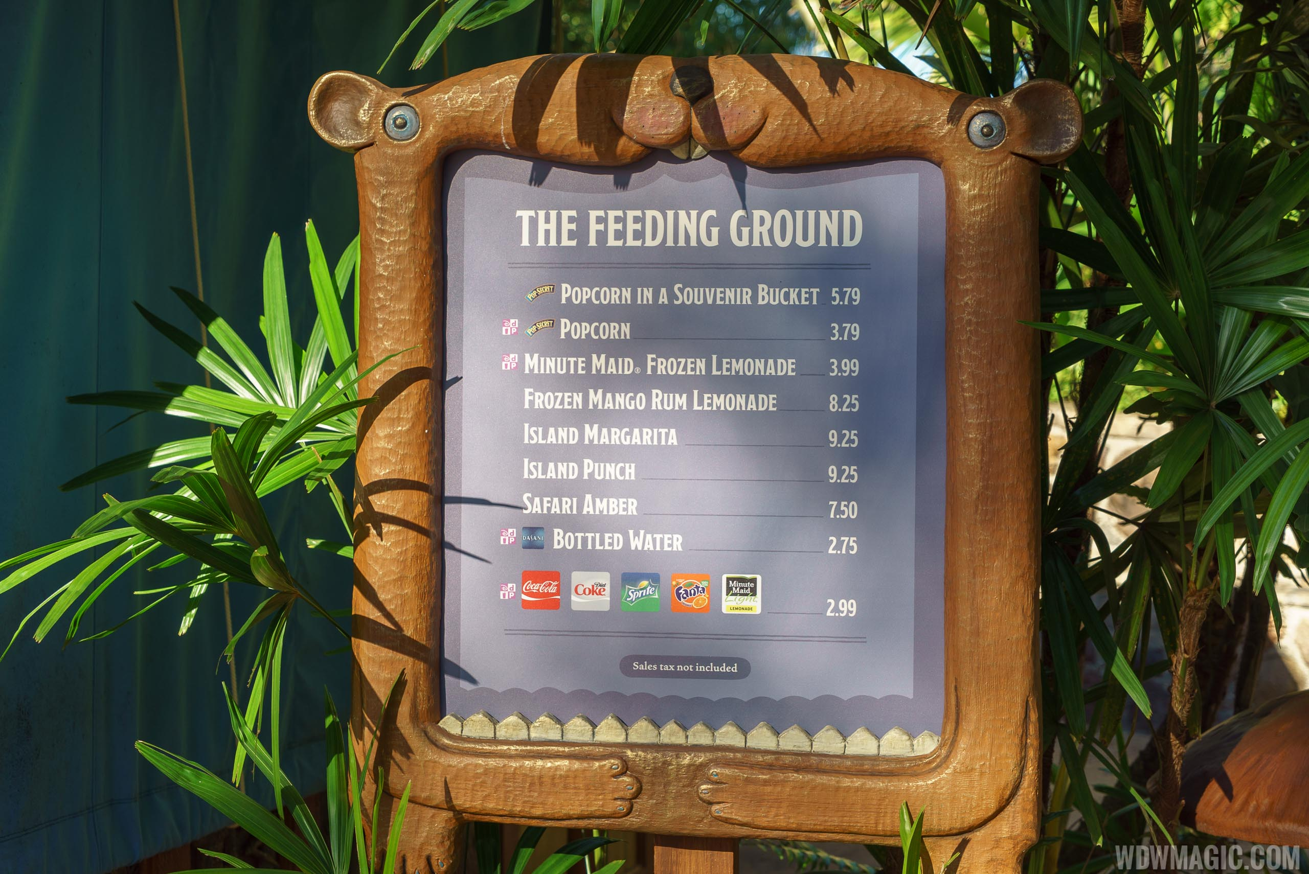 The Feeding Ground overview