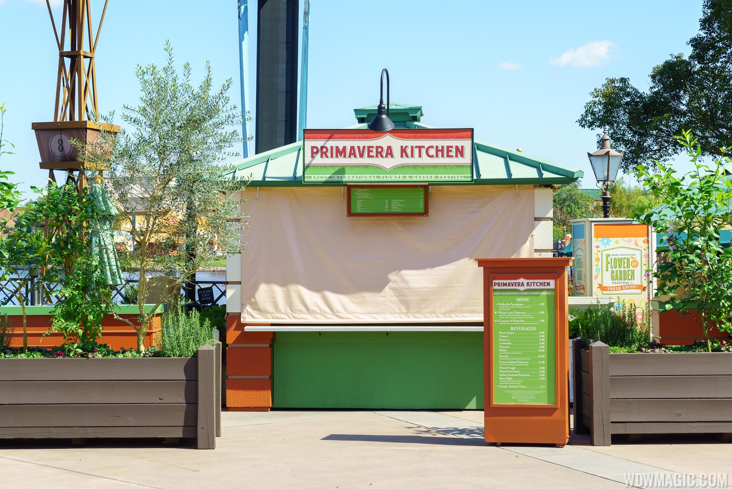 Primavera Kitchen overview