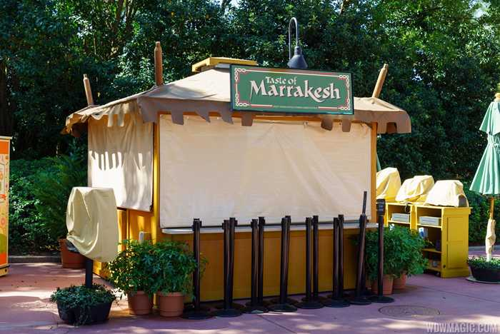 Taste of Marrakesh overview