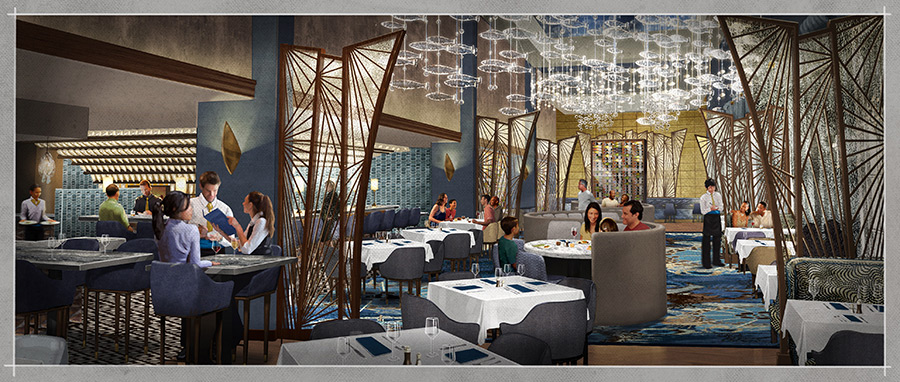 New Flying Fish Dining Room
