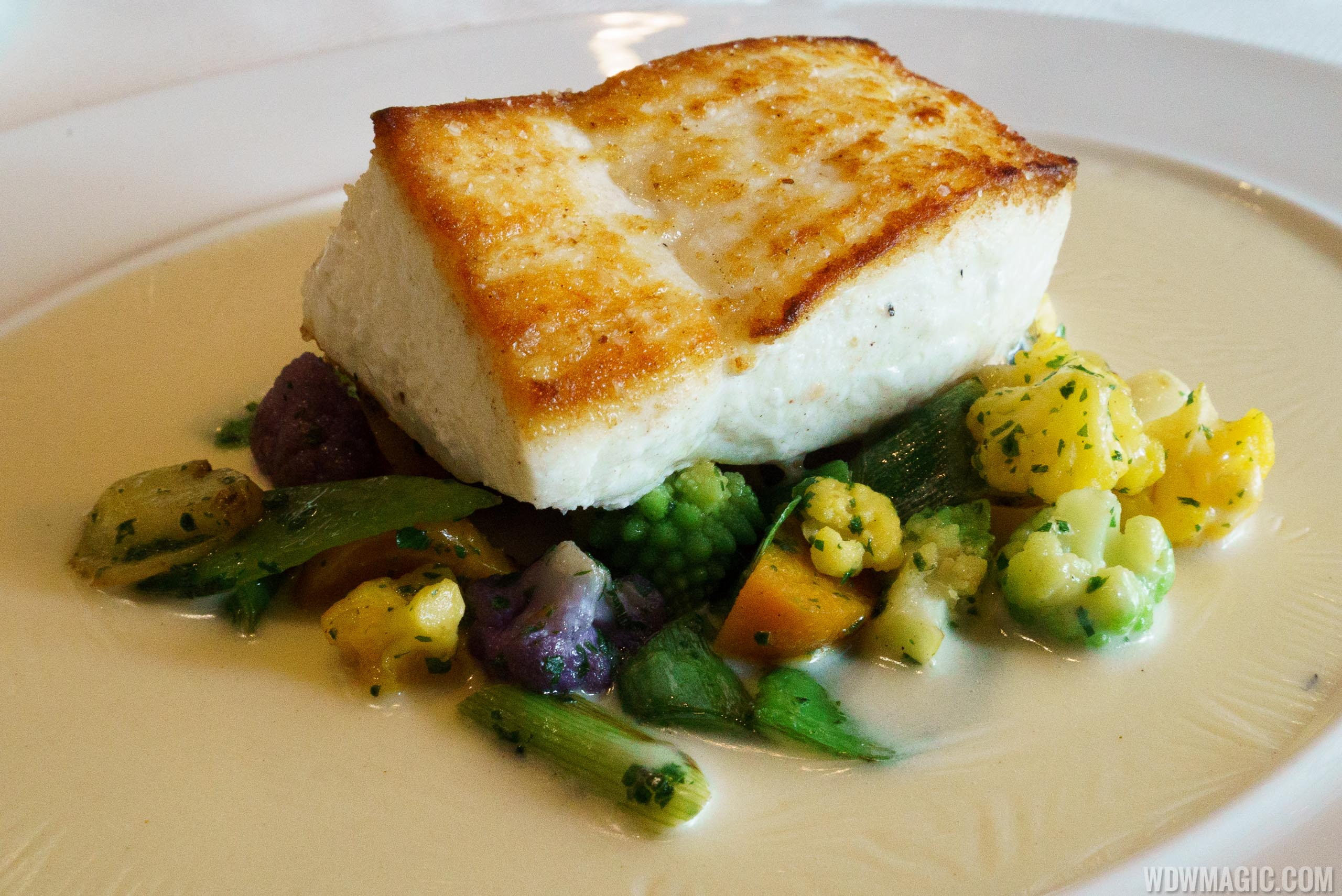 Flying Fish - Ocean's Bounty Sustainable Fish (Halibut)