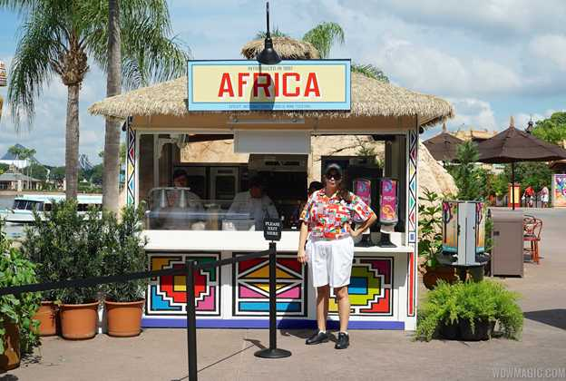 Africa Food and Wine Marketplace overview