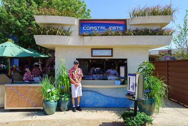 Coastal Eats Food and Wine Marketplace overview