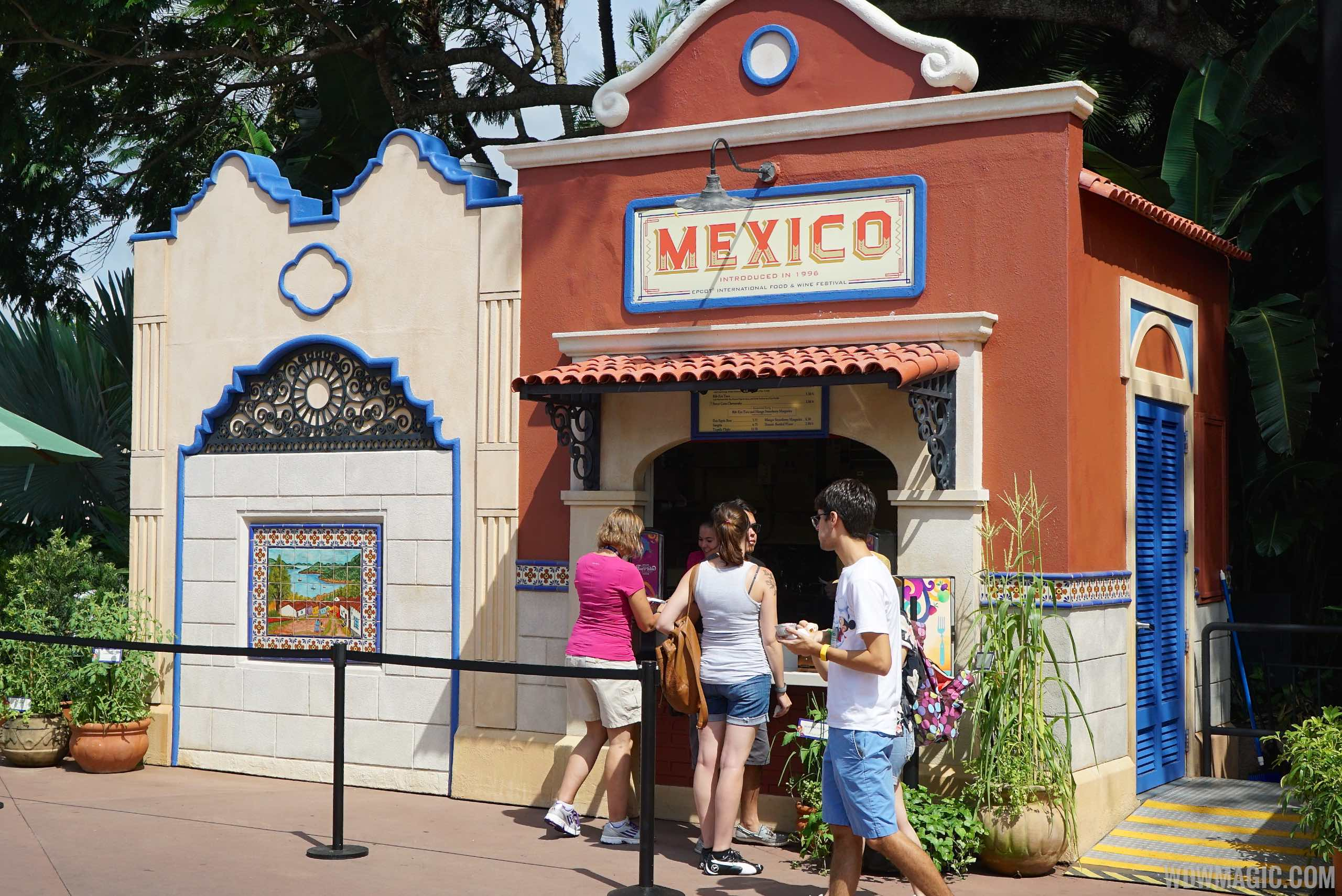 Mexico Food and Wine Marketplace overview