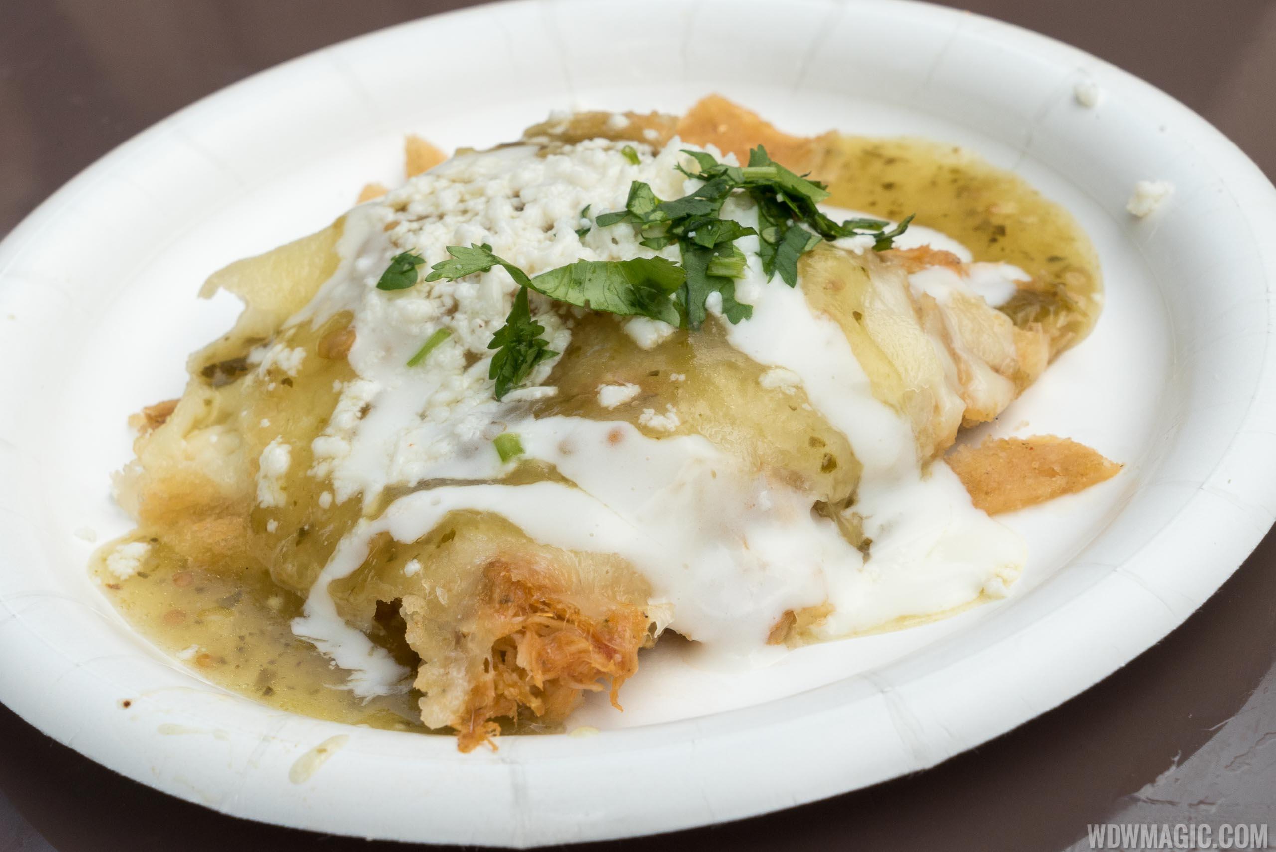 Mexico - Tacos de Camarón