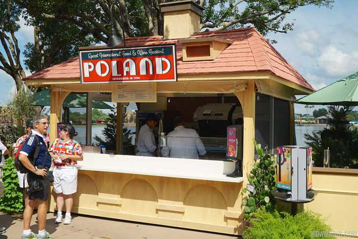 Poland Food and Wine Marketplace overview