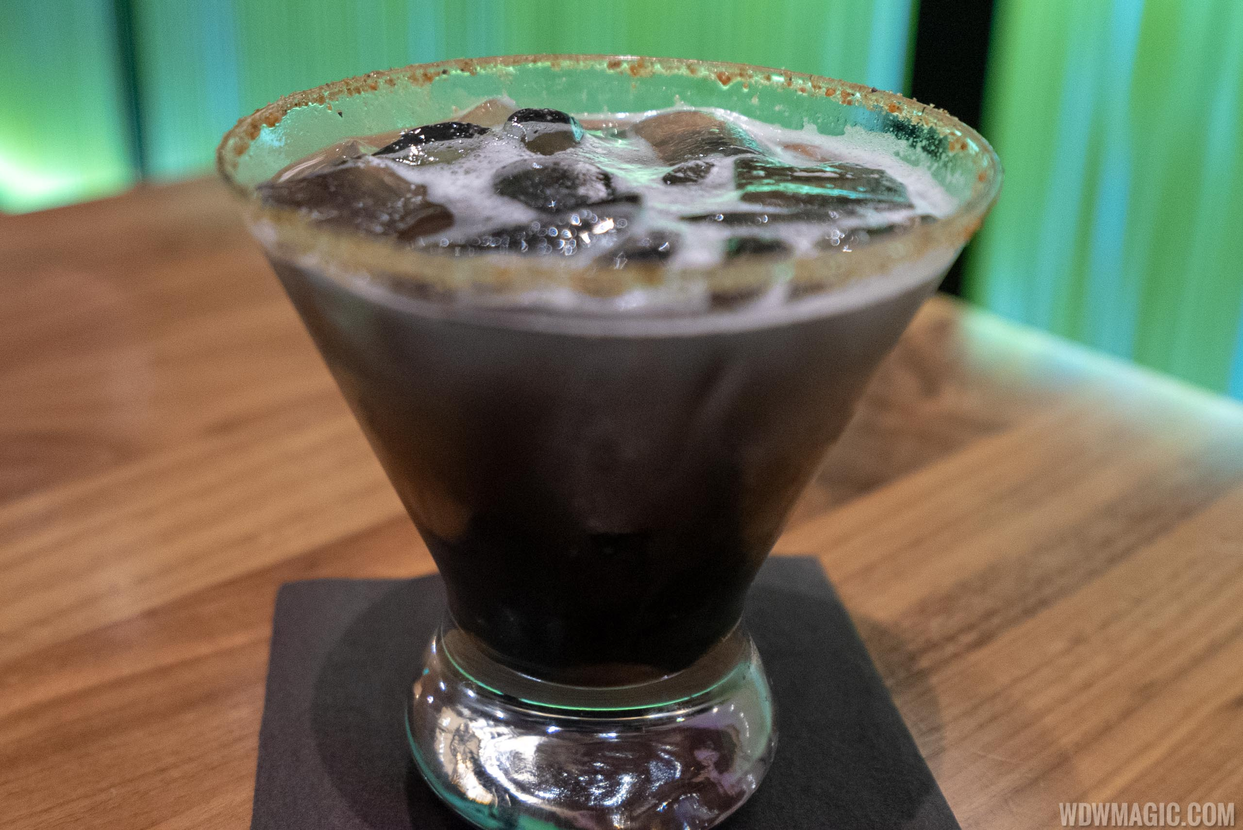 Frontera Cocina - Taste of Mexico City - Dark Aztec Margarita