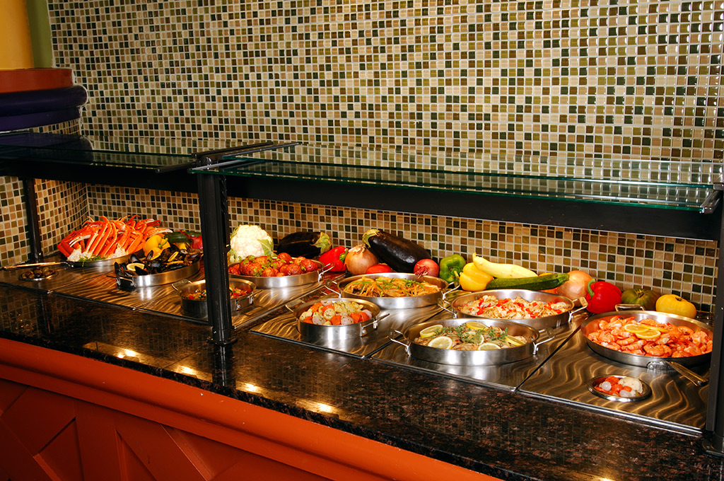 Garden Grove dining room