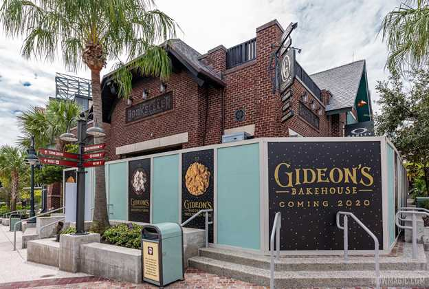 Gideon's Bakehouse construction - October 1 2020