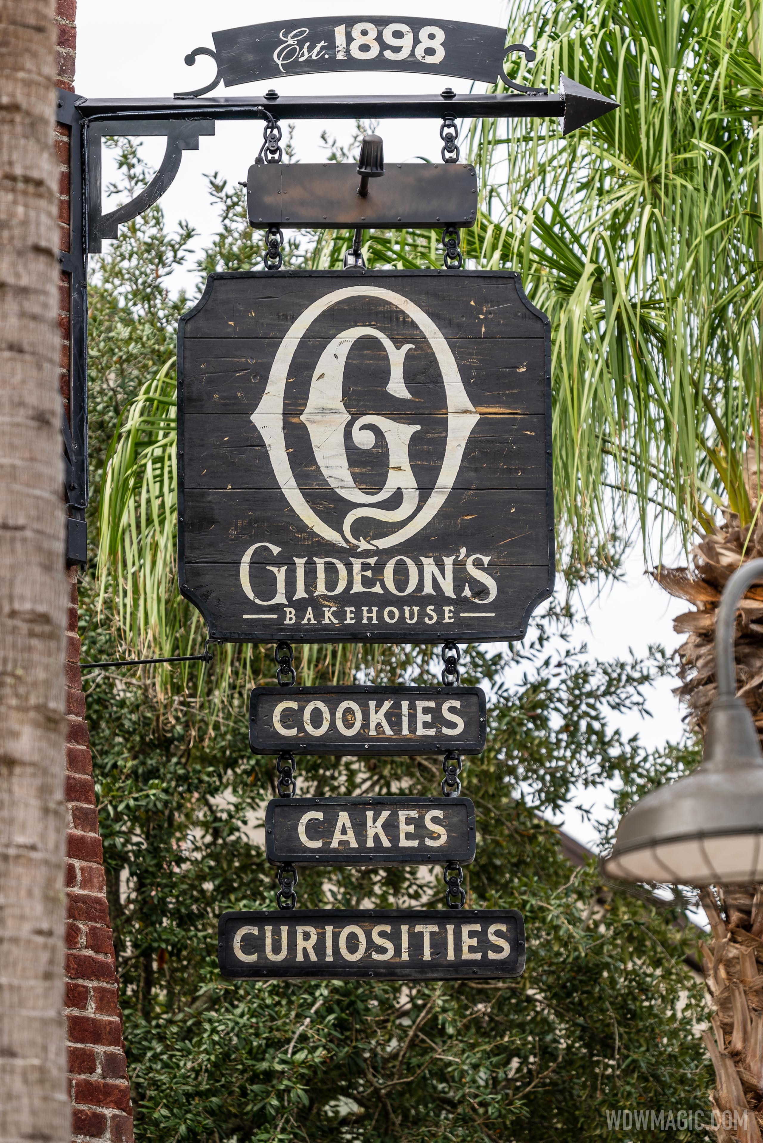 Gideon's Bakehouse construction - October 1 2020