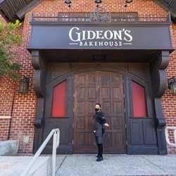 Opening day at Gideon's Bakehouse Disney Springs