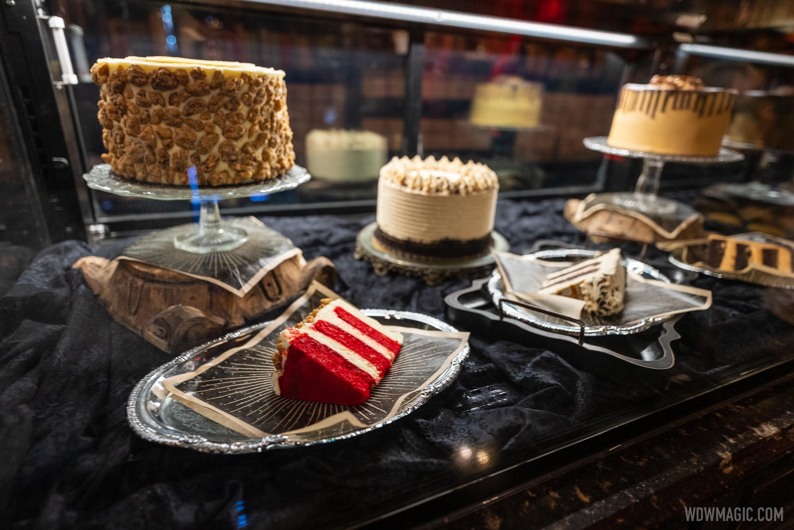 Cakes at Gideon's Bakehouse