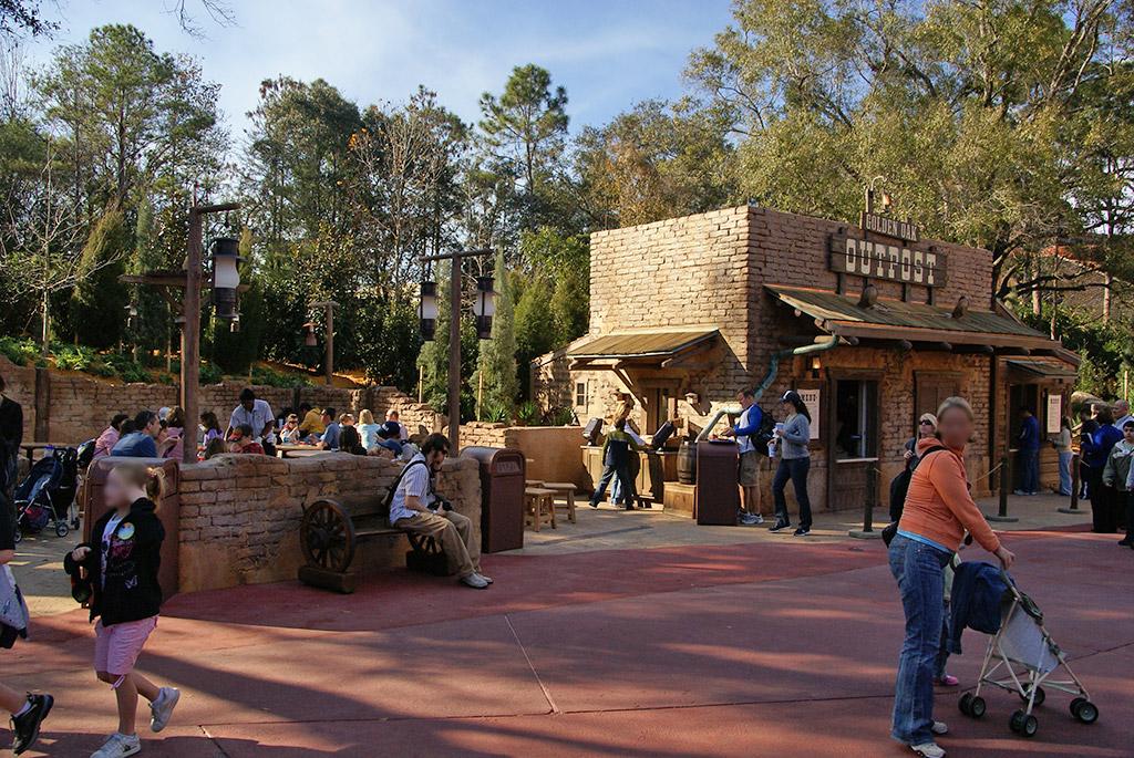 Golden Oak Outpost open