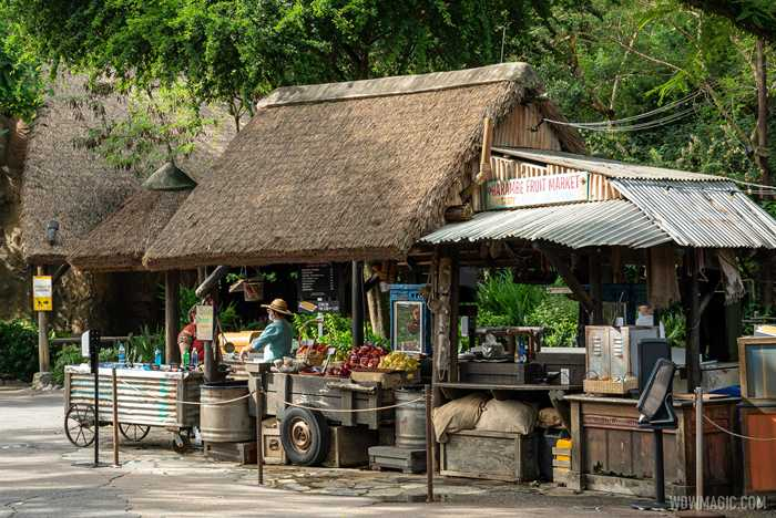 Harambe Fruit Market overview