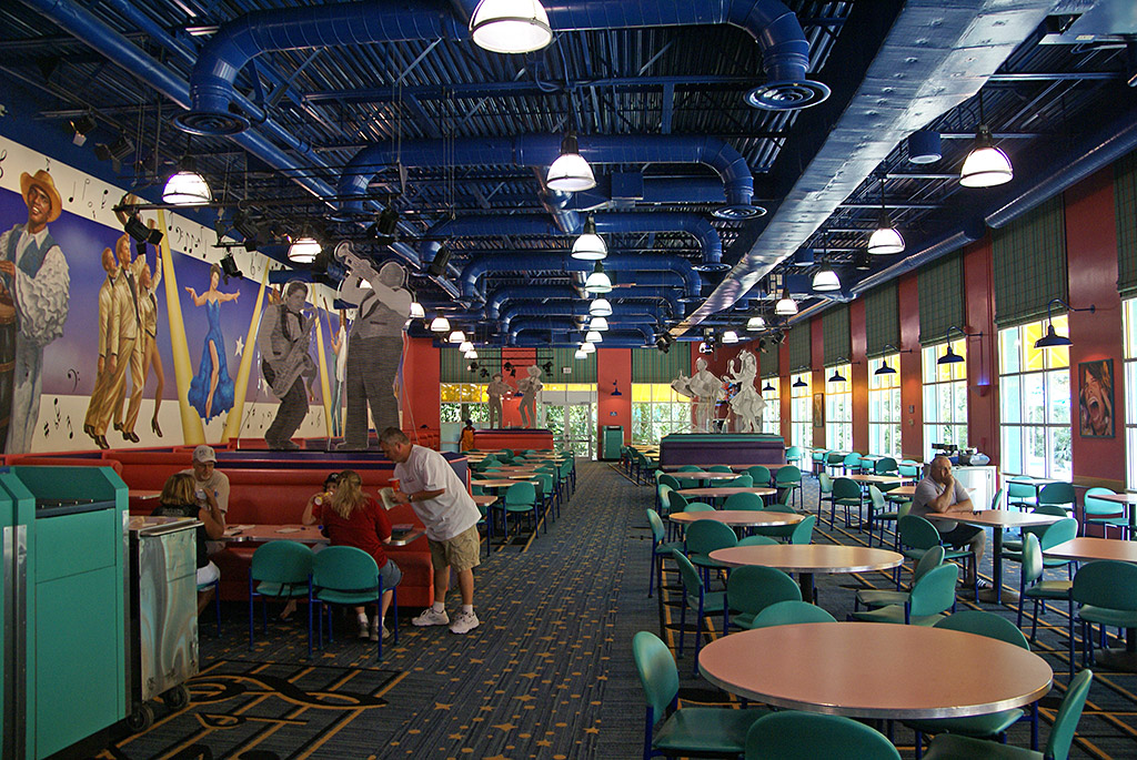 Intermission Food Court