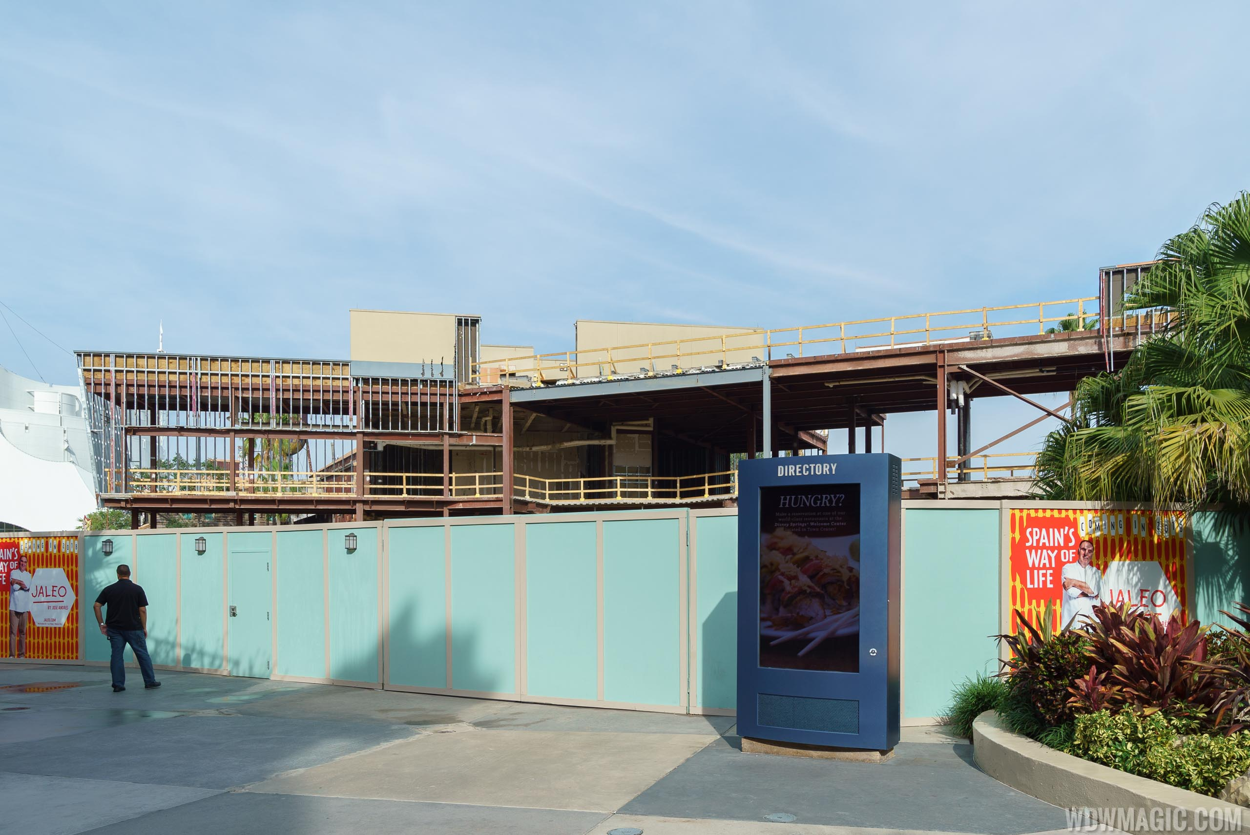 Jaleo construction