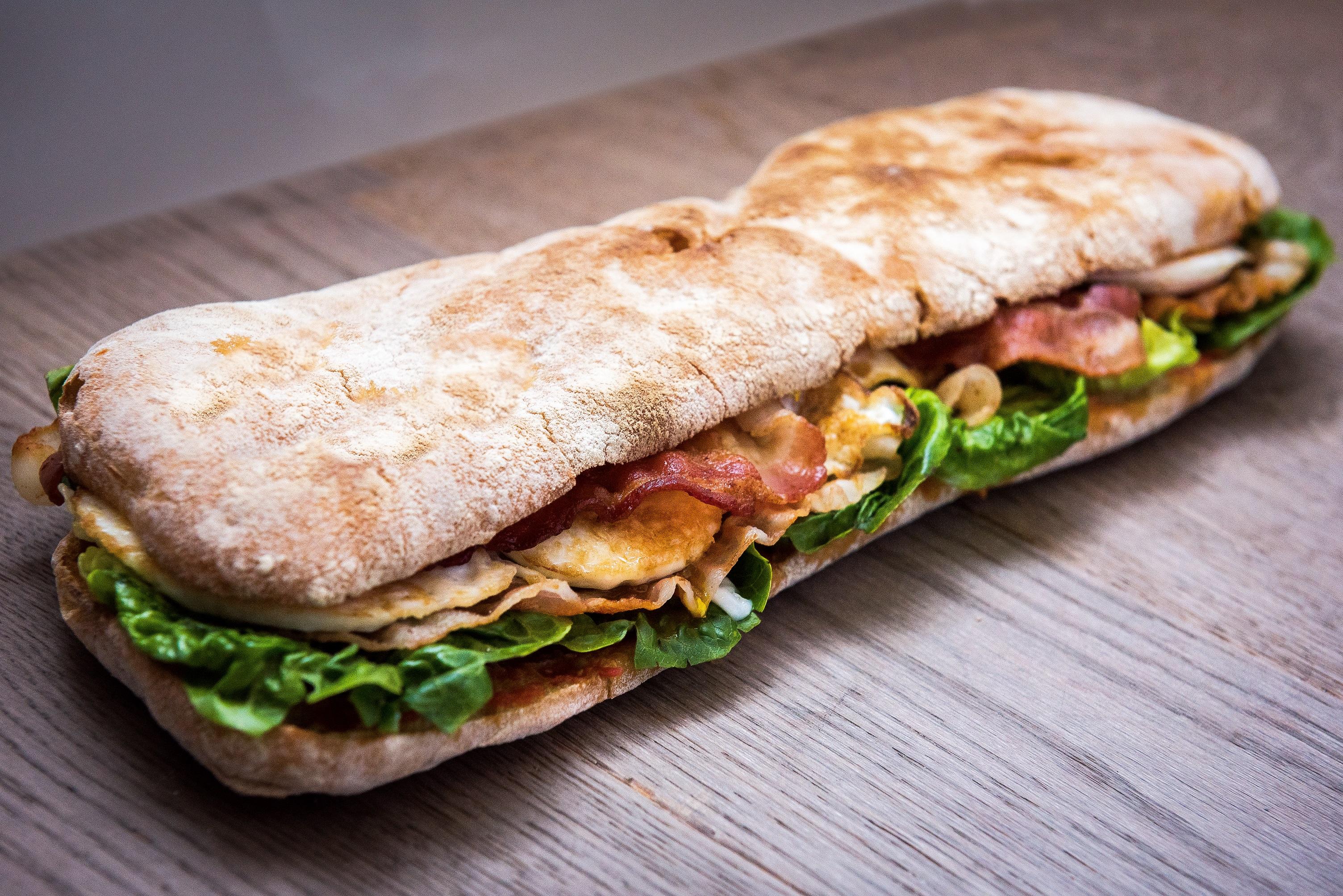 Pepe by José Andrés sandwiches