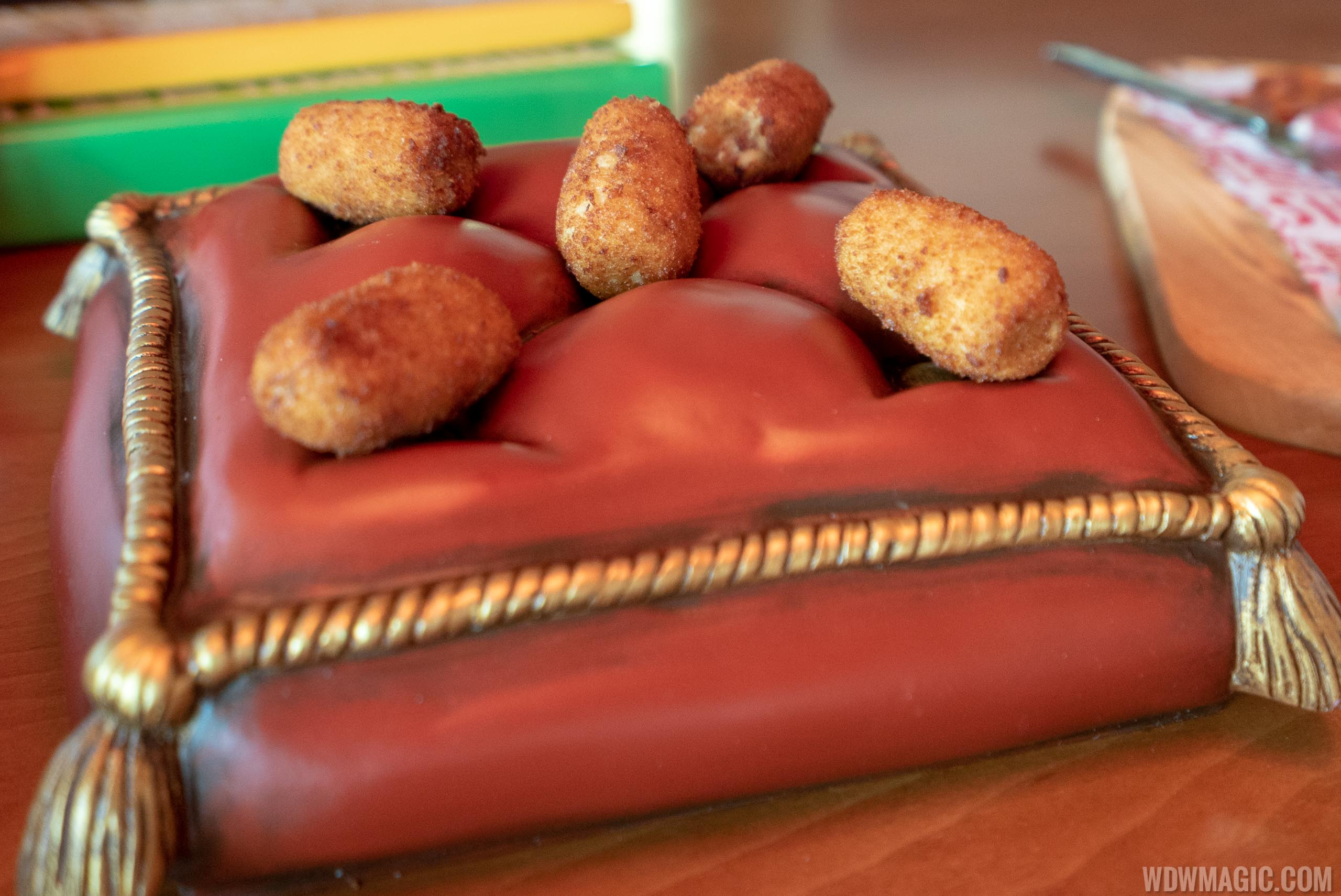 Jaleo food - Kids Croquetas de pollo $10