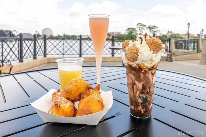 Gelateria Toscana will be another fan favorite stop-off along EPCOT'S World Showcase promenade