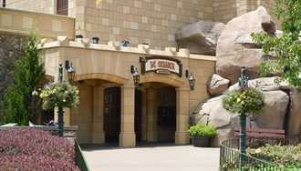 Le Cellier Steakhouse offering brunch during the Epcot International Festival of the Arts