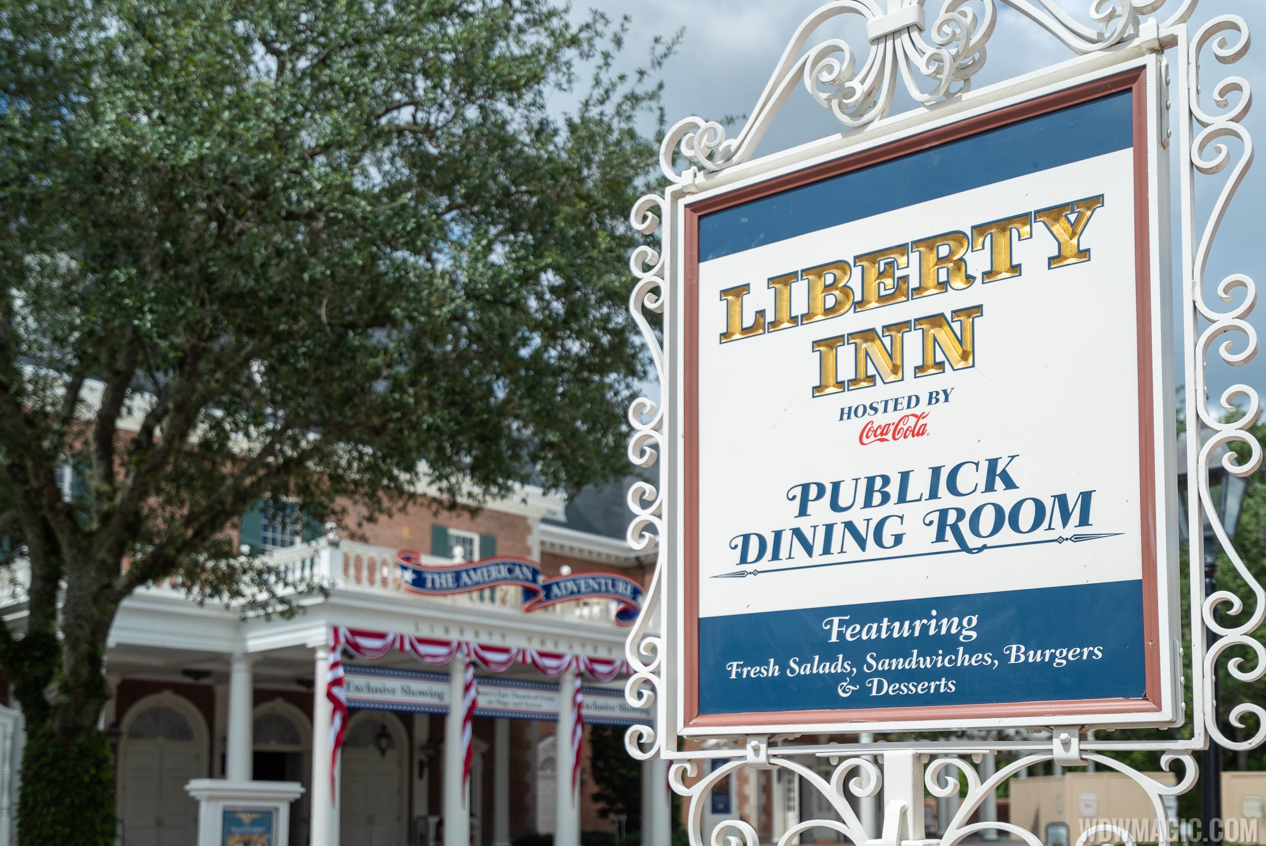Liberty Inn overview