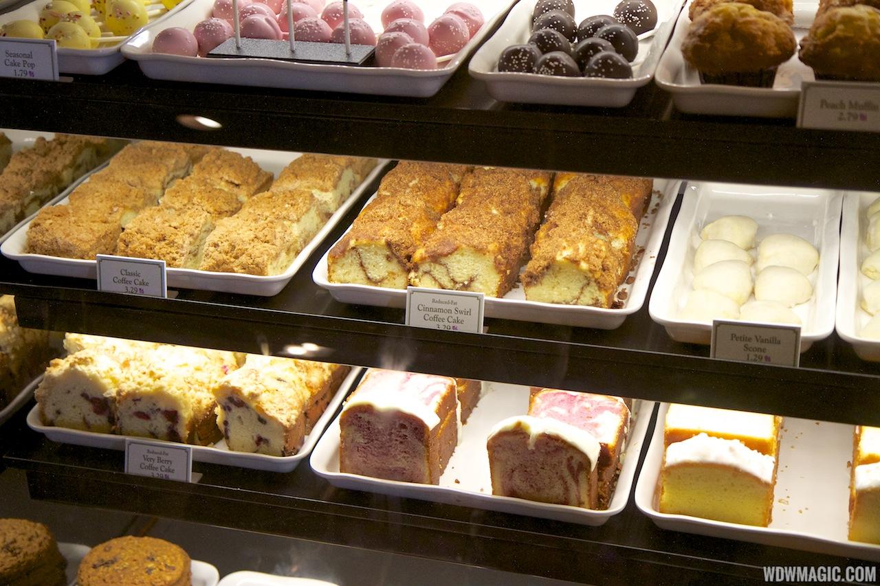 Inside the Starbucks Main Street Bakery