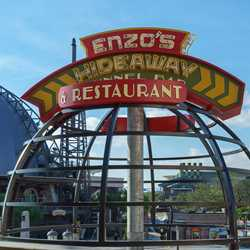Walls down around Maria & Enzo's, The Edison, Enzo's Hideaway and Pizza Ponte