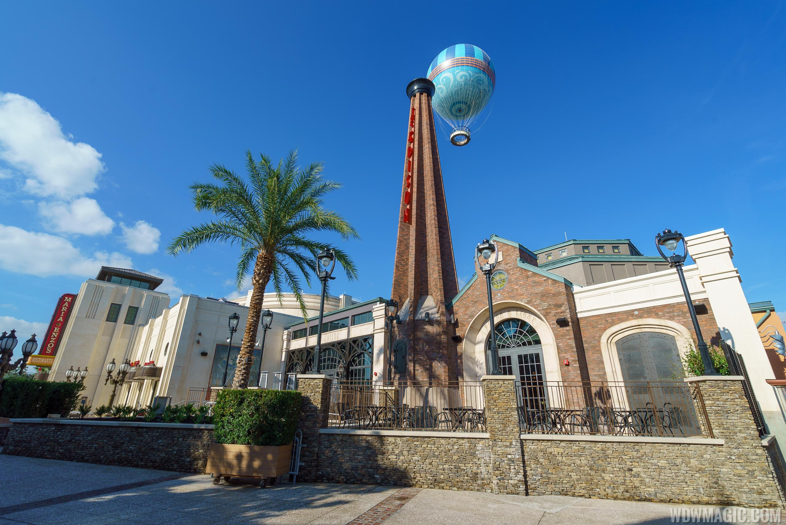 The Edison opens soon at Disney Springs