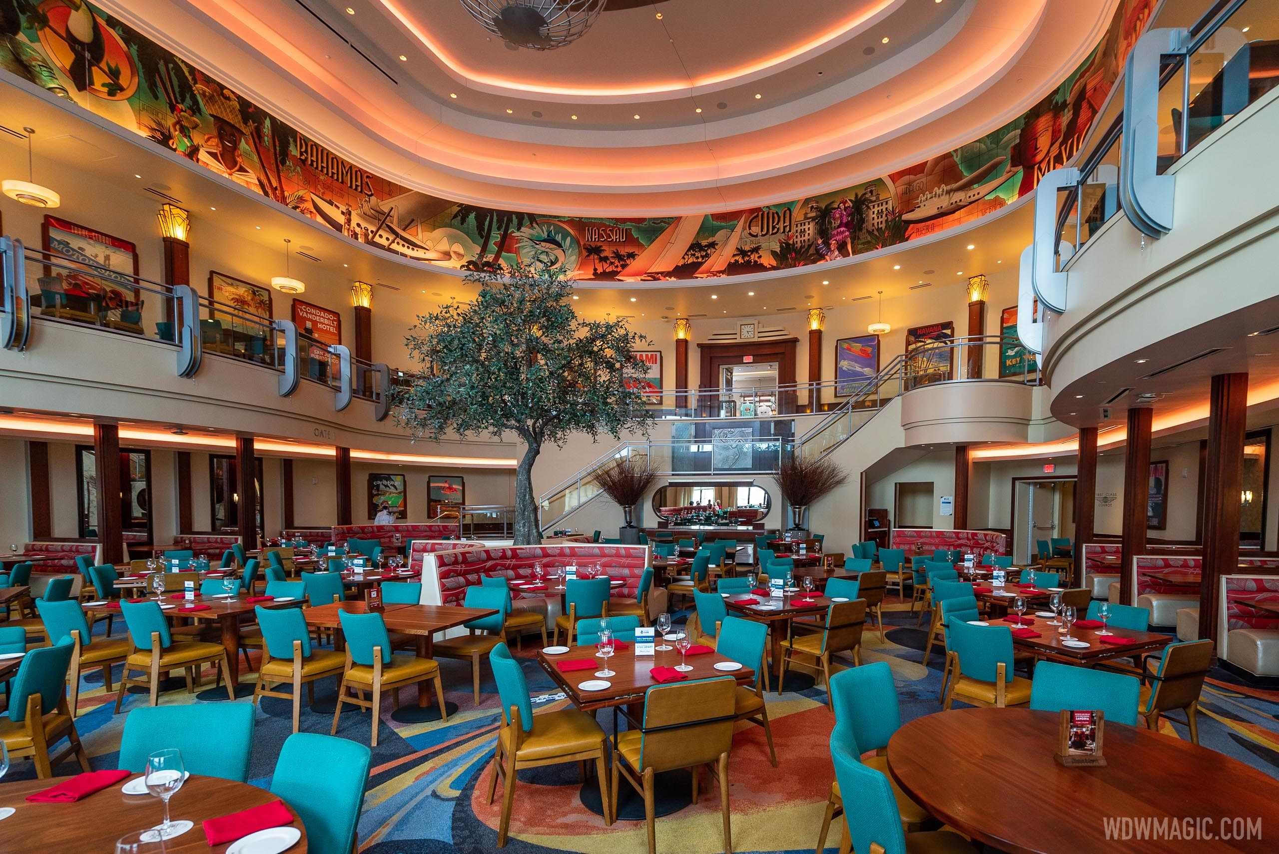 Maria and Enzo's at Disney Springs
