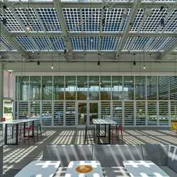 2020 Walt Disney World Solar Powered McDonald's overview