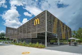 PHOTOS - A look at the new Walt Disney World solar powered McDonald's