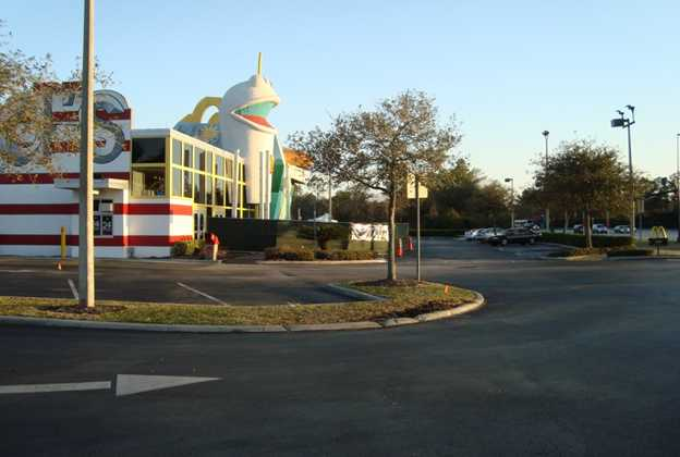 McDonald's at the All Star Resorts area refurbishment