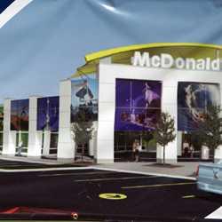 McDonald's at the All Star Resorts area refurbishment and concept art