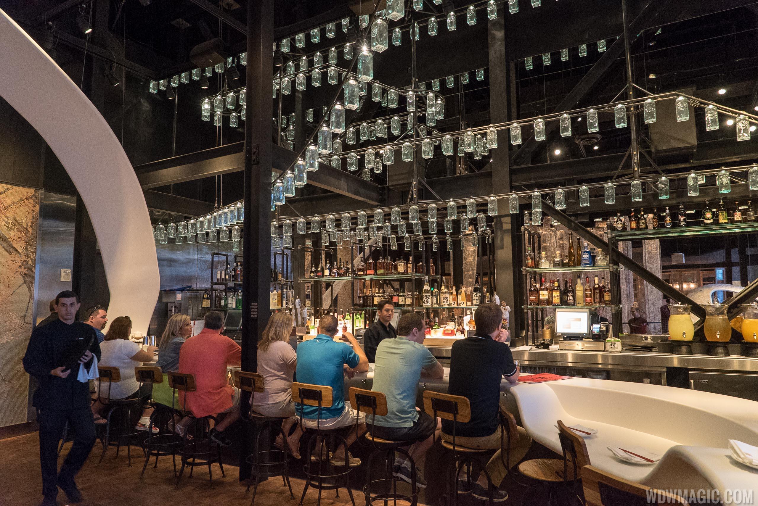 Morimoto Asia - Upper level bar