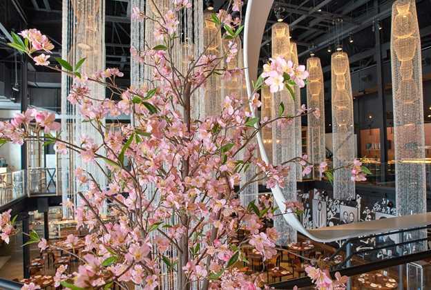 Sakura Festival at Morimoto Asia in Disney Springs