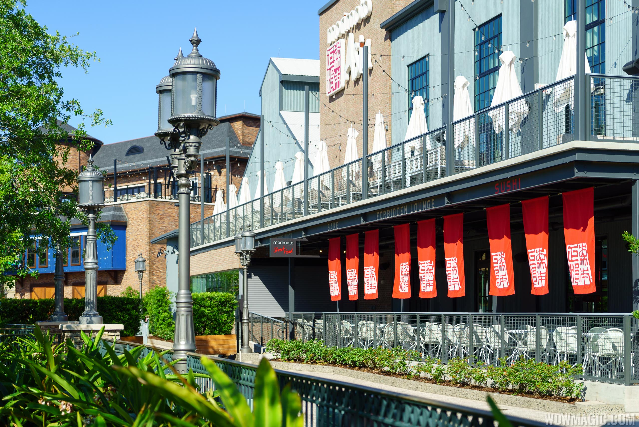 Morimoto Street Food is donating 100% of sales today