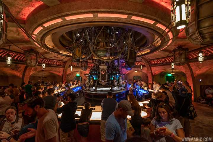 Oga's Cantina is back on the reopening list at Disney's Hollywood Studios with reservations