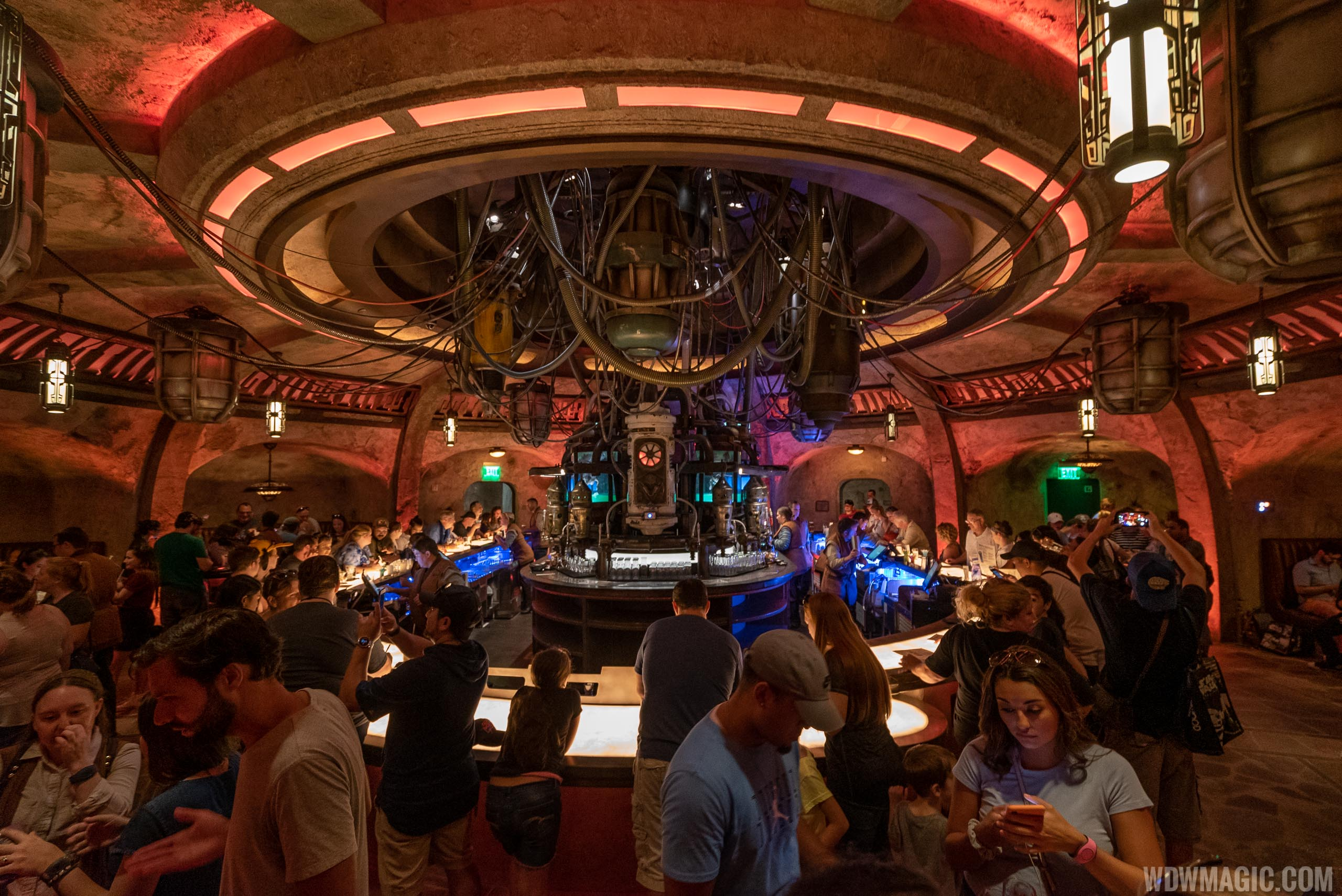 Oga's Cantina at Disney's Hollywood Studios overview