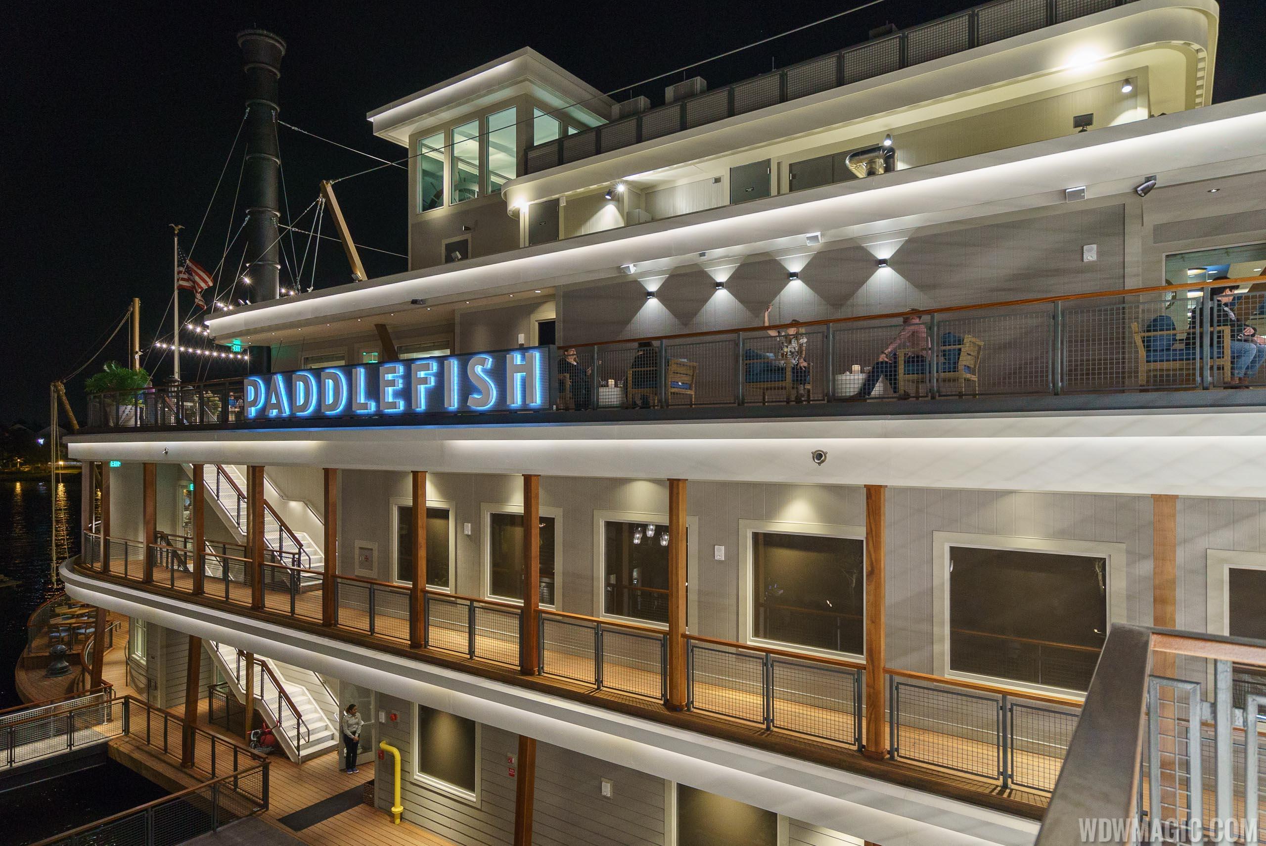 Paddlefish tour