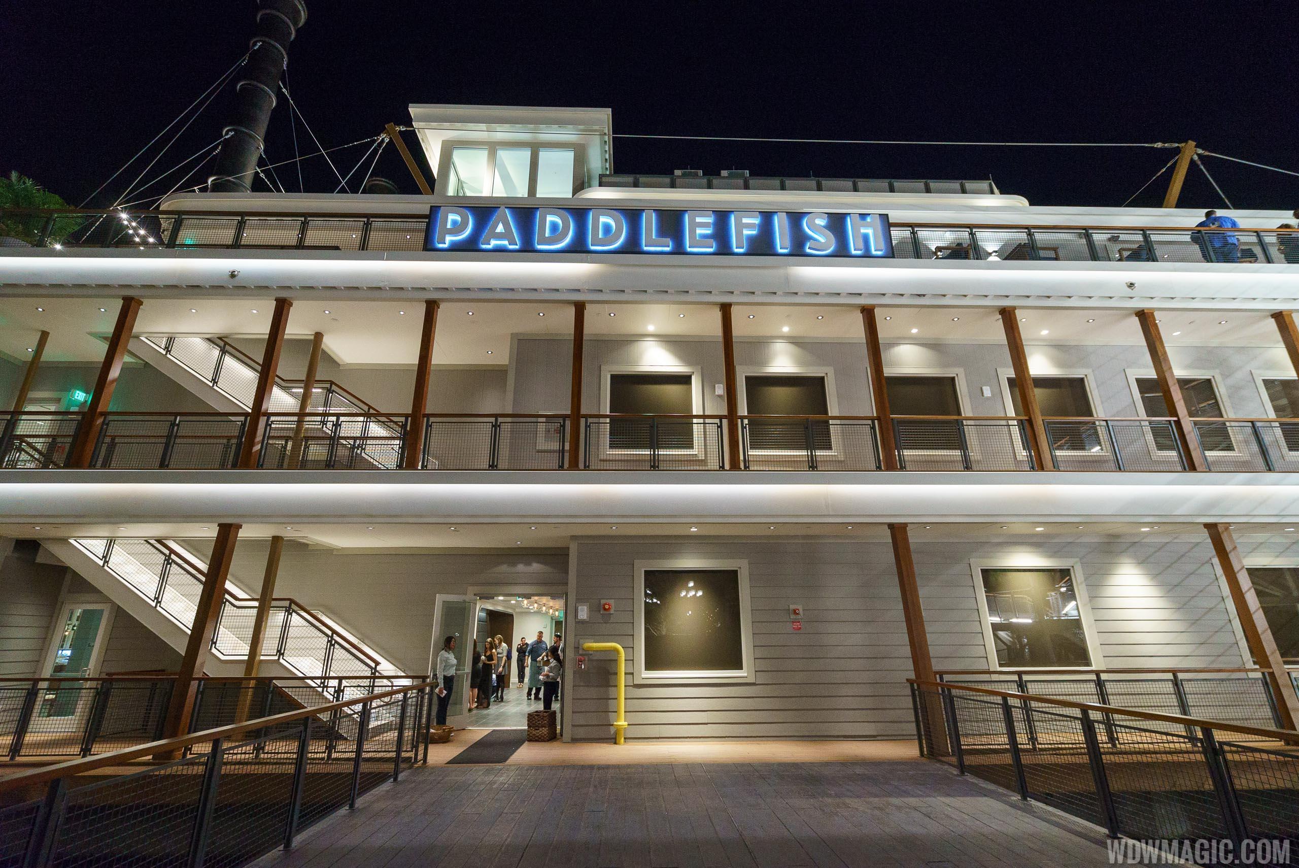 Paddlefish - Main entrance
