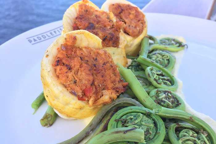 Paddlefish Easter Special