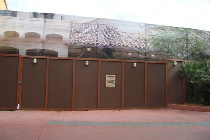 Exterior facade refurbishment