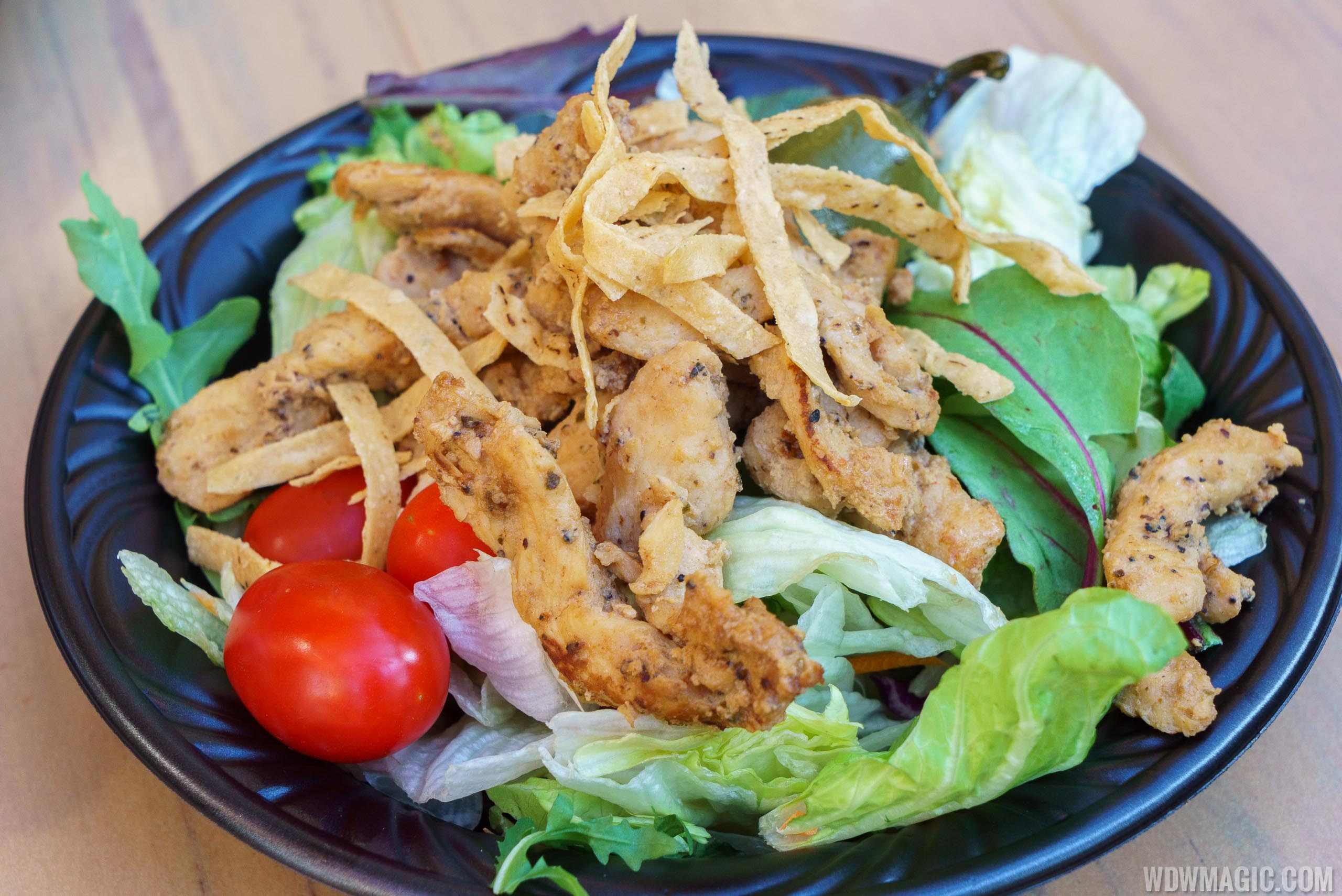 Pecos Bill Cafe - Southwest Salad with Chicken