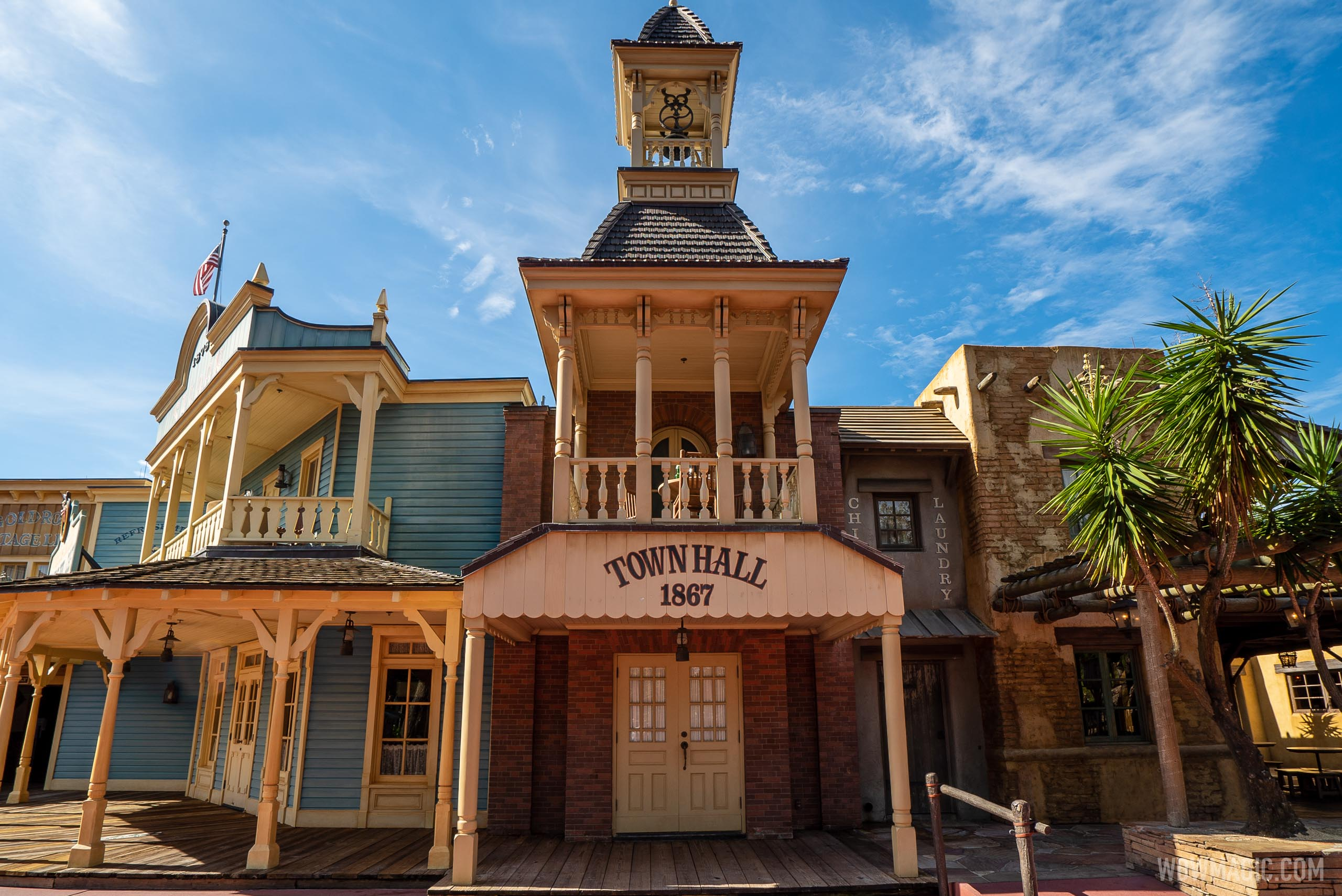 Pecos Bill cafe overview