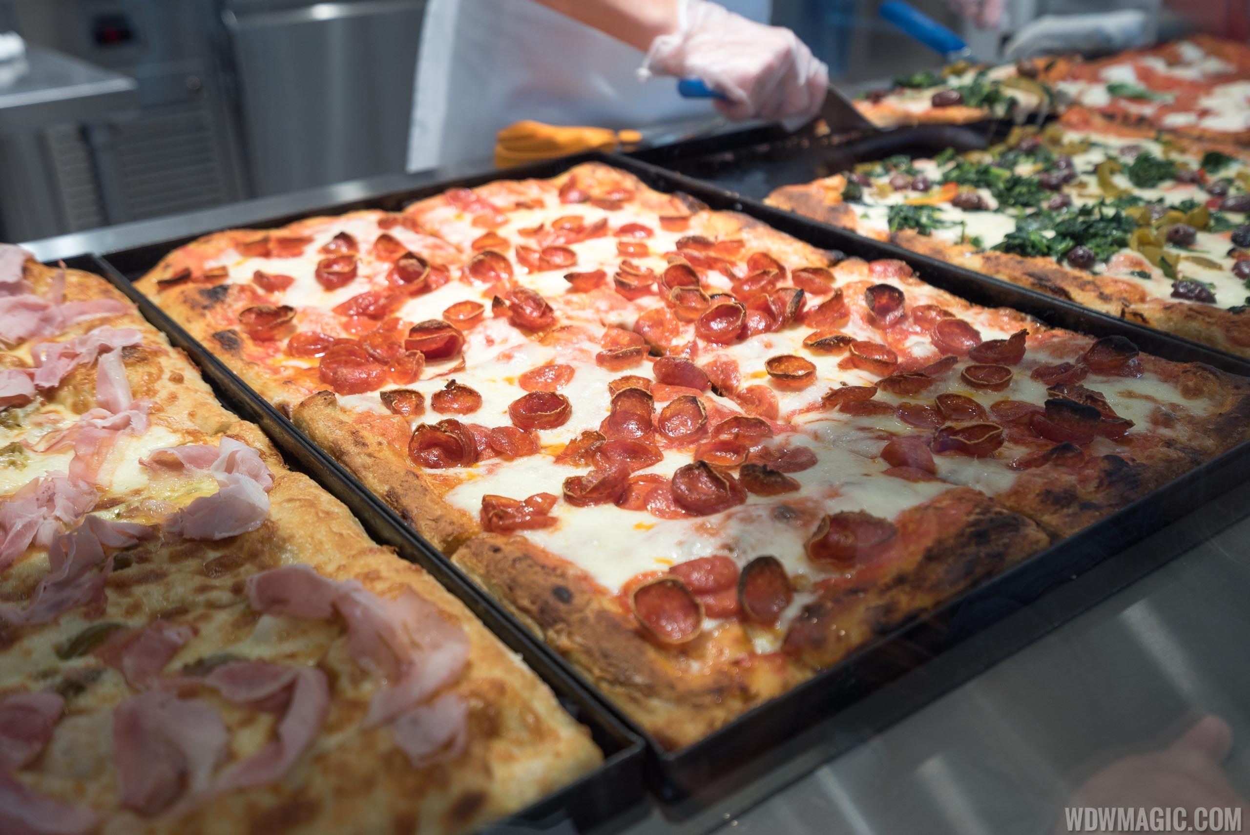 Pizza Ponte - Pepperoni Pizza