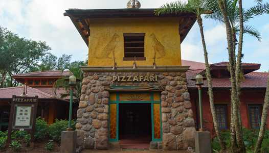New family-style dining at Pizzafari debuts later this summer