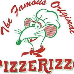 PizzaRizzo logo