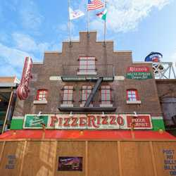 PizzeRizzo construction