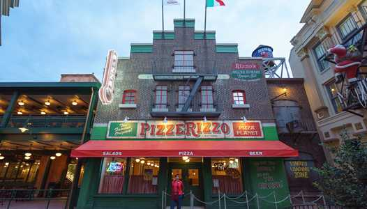 PizzeRizzo now closed and operating seasonally